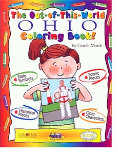 Out of This World Ohio Coloring Book