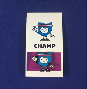 Original Champ Pin