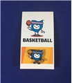 Basketball Champ Pin
