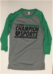 Ohio Champion of Sports Baseball T-shirt