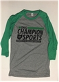 Ohio Champion of Sports Baseball T-shirt 2xl
