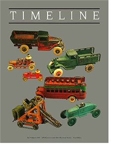 Timeline Magazine 10:4 July / August 1993