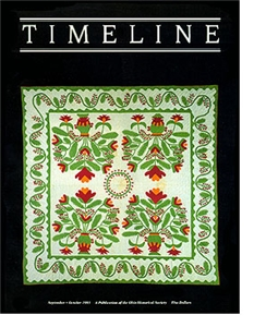 Timeline Magazine 10:5 September / October 1993