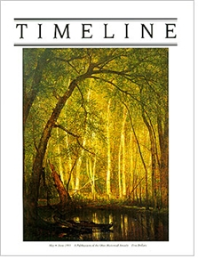 Timeline Magazine 12:3 May / June 1995