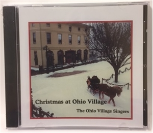"""Christmas at Ohio Village"" The Ohio Village Singers CD"