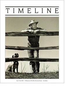 Timeline Magazine 13:3 May / June 1996