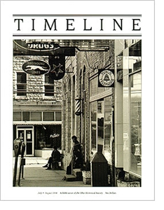Timeline Magazine 13:4 July / August 1996