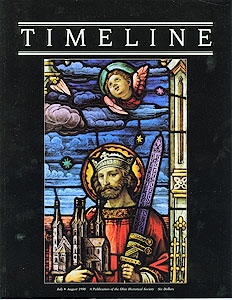 Timeline Magazine 15:4 July / August 1998