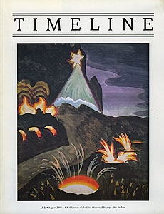 Timeline Magazine 18:4 July / August 2001