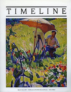 Timeline Magazine 20:2/3 March / June 2003