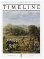 Timeline Magazine 30:3 July / Sept 2013