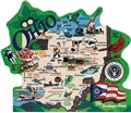 Cat's Meow Ohio Map